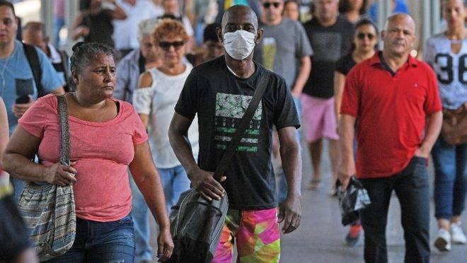 Brasil ultrapassa 100 mil casos confirmados do coronavírus