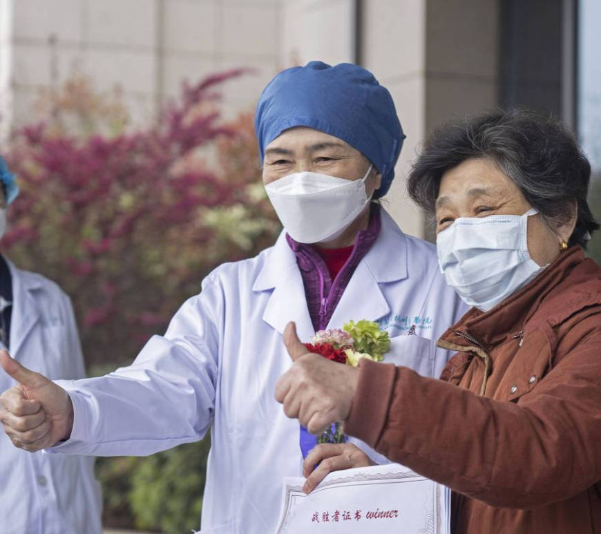 7 boas notícias sobre a luta contra o coronavírus